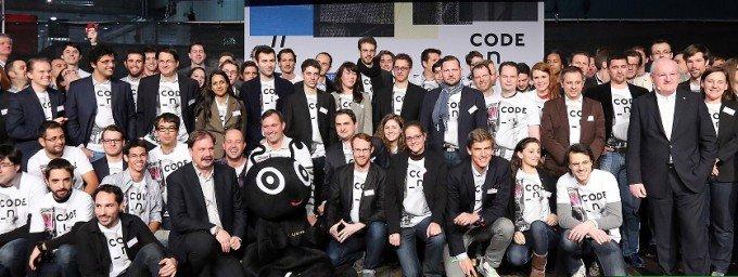 Vier Nederlandse start-ups finalist bij CODE_n wedstrijd op
