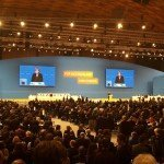Deze 1.001 CDU-gedelegeerden bepalen de toekomst van Europa