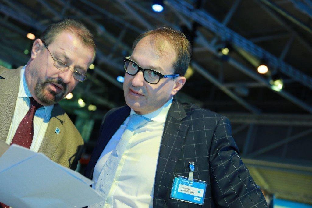 De Duitse minister van Verkeer Alexander Dobrindt. Foto: Metropolico.org (Flckr, CC)