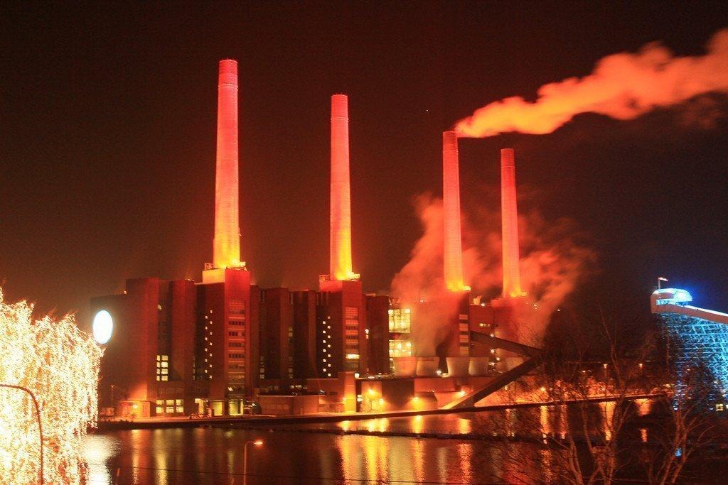 Volkswagen-fabriek in Wolfsburg. Foto: nigela2 (Flickr. CC)