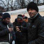 Vluchteling met bevriezingsverschijnselen opgenomen in Berlijn