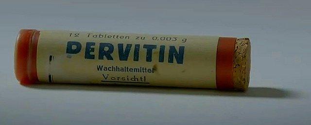Pervitin, de crystal meth in pilvorm die Duitse soldaten massaal gebruikten tijdens de oorlog. Foto: Flickr/Karl-Ludwig Poggemann.