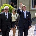 Dit zijn de 15 Duitse deelstaten die koning Willem-Alexander sinds 2013 bezocht