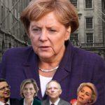Zonder Merkel stelt CDU weinig voor