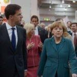 Mark Rutte treft 'Volkswagen-premier' op de Hannover Messe