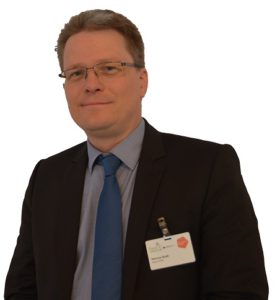 Marcus Groll, Duitsland-directeur Allego.
