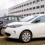 Nederlanders profiteren van Duitse scepsis elektro-auto's