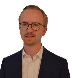 Christian Hahn, CEO bij Hubject