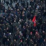 Krakersgeweld beheerst begin verkiezingscampagne Berlijn