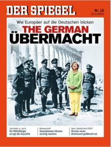 Cover van der Spiegel 03/04 2015