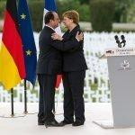 Merkel heeft Parijs harder nodig dan ooit