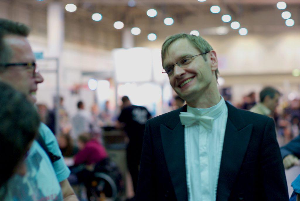 Pieter de Boer ontwierp Maestro voor zijn eigen kinderen. Foto: Roy van Veen