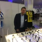 Bij voetbalclub VVV-Venlo leren Duitsers de Nederlandse zakencultuur kennen