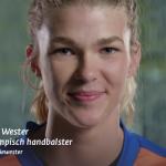 Topkeepster Tess Wester gevormd in Duitsland