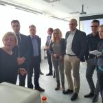 Twentenaren uit medische technologie matchen in Stuttgart