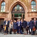 Beslissers medische wereld Duitsland op werkbezoek naar Nederland