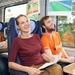 Deze digitale talenten hacken in de trein op weg naar techfestival TOA in Berlijn