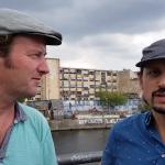 In deze Berlijnse broeinesten brandt links verzet tegen de vastgoedbazen