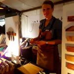 Podcast – Johanna de Vos trouwde een Duitse boswachter en heeft nu succes met houten planken