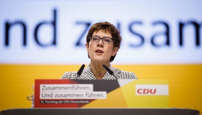 AKK CDU