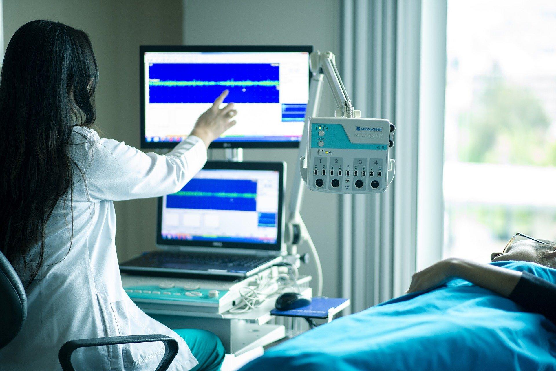 Digitalisering van Duitse ziekenhuizen